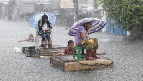 Philippines Typhoon The Awe And Terror Of Natural