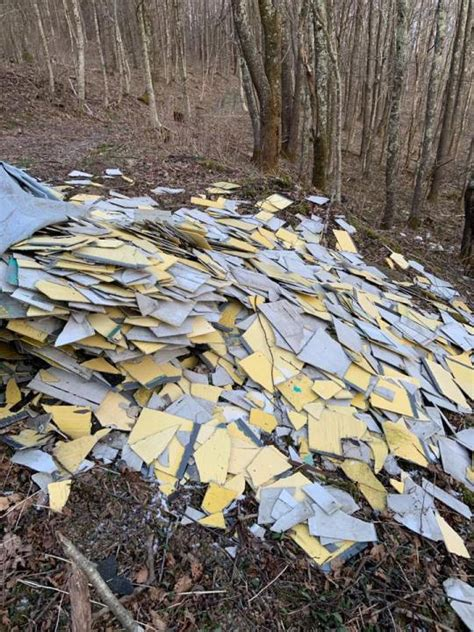 wv natural resources police search  people  dumped