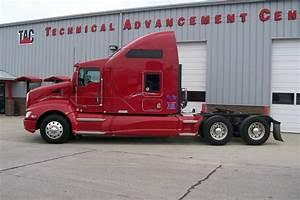 2008 Kenworth T660 Stocknum  Og2202   Nebraska Kansas Iowa