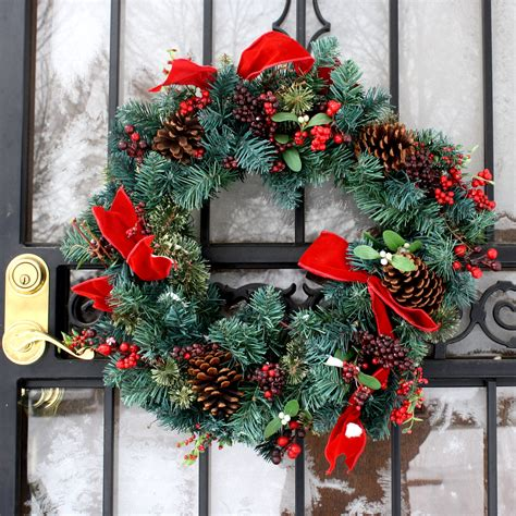 holiday decorating  cut greenery durham extension