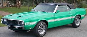 Grabber Green 1969 Ford Mustang - Paint Cross Reference