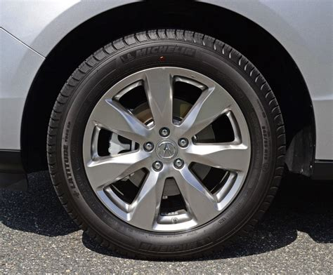 Acura Tires by 2015 Acura Mdx Sh Awd W Advance Entertainment Review