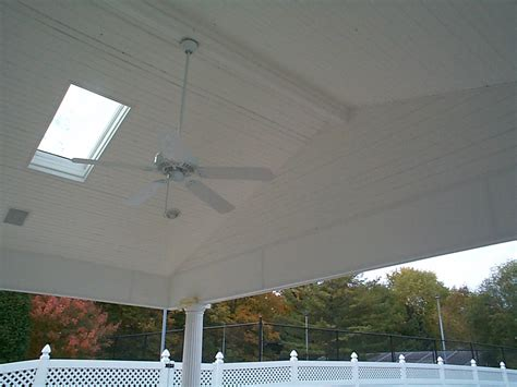 Vinyl Beadboard Soffit Porch Ceilings