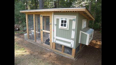 Chicken House Designs by My Chicken Coop Design And Build Part 1 2