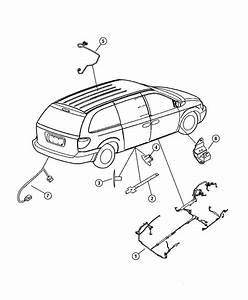 2005 Dodge Grand Caravan Wiring Body