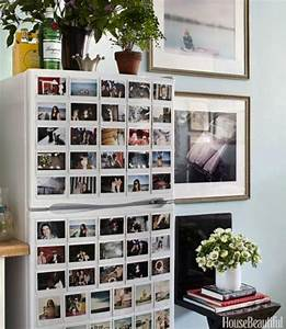Creative, Modern Ideas for Kitchen Cabinets and Fridge ...