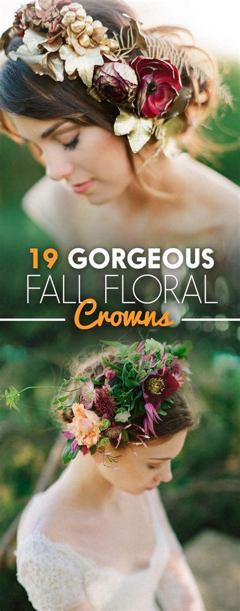 Best 20 Fall Wedding Hair Ideas On Pinterest Brown
