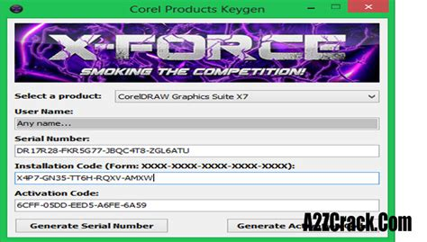 telecharger keygen corel x7 gratuit