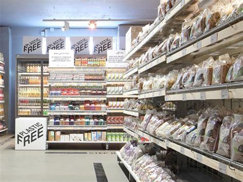netherlands opens worlds  plastic  supermarket