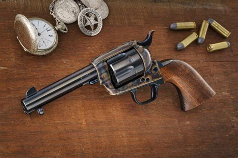 colt single army revolver peacemaker specialists cowboy guns