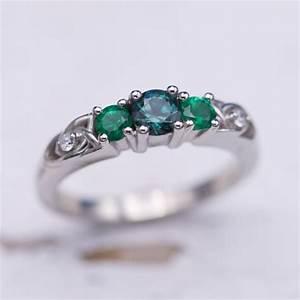 Emerald Engagement Rings | CustomMade.com