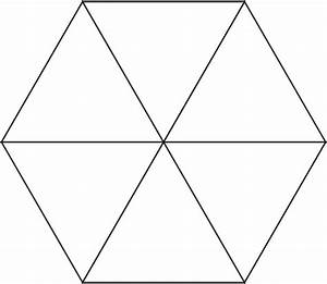 How To Draw A Polygon With 6 Sides And 6 Angles
