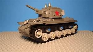 Lego Kv-1 Tank Instructions