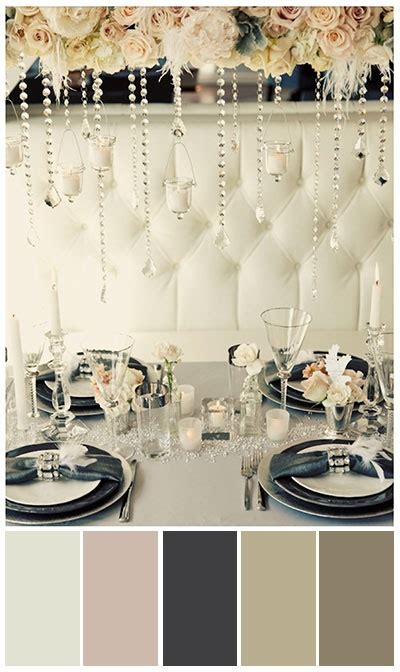 great gatsby colors 2014 the year of the great gatsby themed wedding black