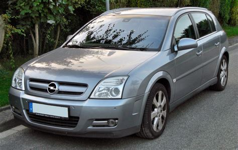Opel Signum by File Opel Signum Front 20090919 Jpg Wikimedia Commons