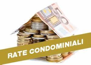RIPARTIZIONE SPESE CONDOMINIO Riscossione rate condominiali Normativa condomini Pag 1