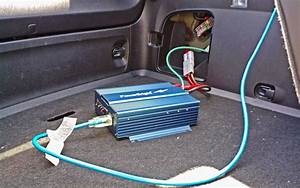 The Ev Observatory  Wiring A Chevy Volt For Ac Power In The Field