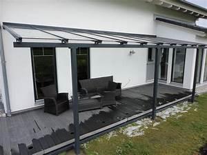 Terrassenüberdachung Glas Stahl : stadler metallbauterrassen berdachung stadler metallbau ~ Articles-book.com Haus und Dekorationen