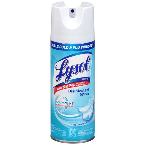 jet lysol disinfectant spray waterfall 19 oz