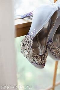 Fairy Wedding - Light Purple Cinderella Wedding Shoes ...
