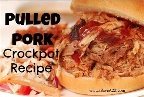 best pulled pork crockpot recipes