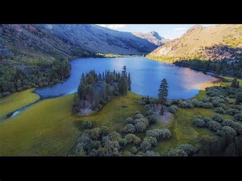 yosemite nature drone video youtube