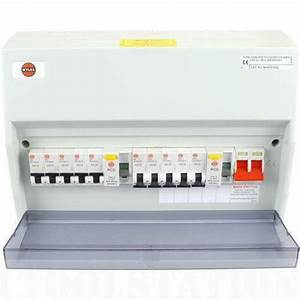 Wylex Consumer Unit  Business  Office  U0026 Industrial
