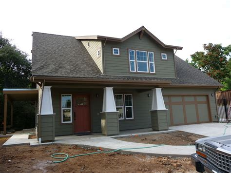 Sage Green Exterior Paint Combinations  We're Putting The