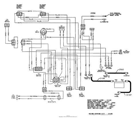dixon ztr   parts diagram  wiring