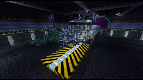 minecraft space station pvp map youtube
