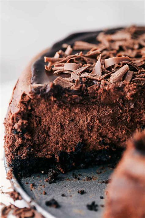 death  chocolate cheesecake  recipe critic
