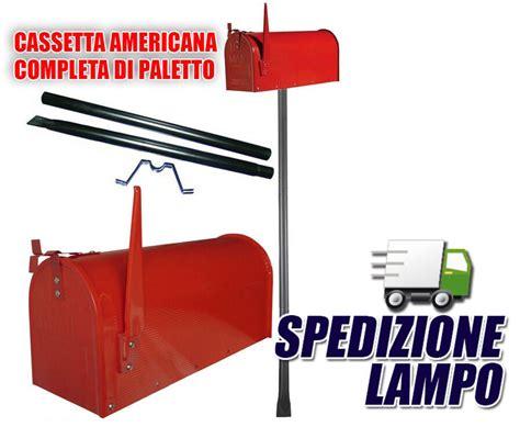 cassetta della posta in inglese cassetta postale posta usa mail americana topolino rossa