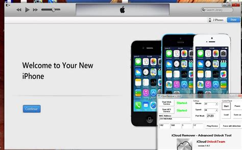Unlock iCloud Software - Bypass iCloud Activation Lock for
