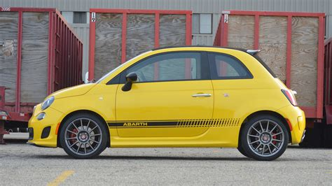 2016 Fiat 500c by 2016 Fiat 500c Abarth Review Everything S A Compromise