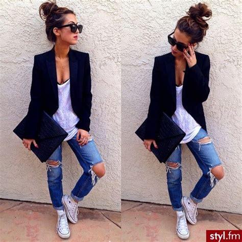 Moda Inne Moda uliczna | Outfits juveniles | Pinterest | Casual Casual attire and Simple