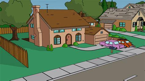 Fanart Simpsons Haus · Kostenloses Bild Auf Pixabay