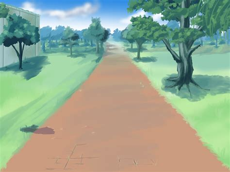 Background Again By Wbd On Deviantart Anime Path Background By Wbd On Deviantart