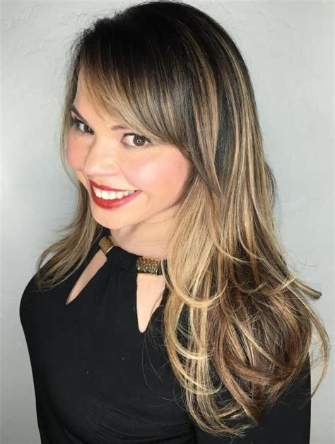 hair with side fringe styles 40 side swept bangs to sweep you your 8441