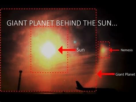 Giant Planet Behind The Sun ***new Our Solar System 2017