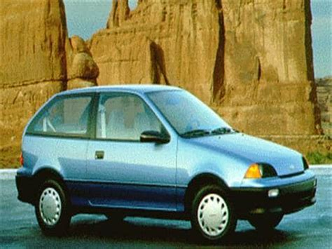 blue book value for used cars 1992 geo storm seat position control 1994 geo metro pricing ratings reviews kelley blue book