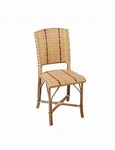 Siege En Rotin : chaise en rotin bagatelle chaise rotin kok maison ~ Teatrodelosmanantiales.com Idées de Décoration