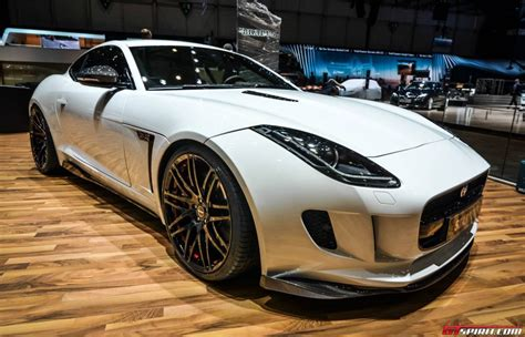 Startech Jaguar F-type R Coupe