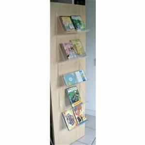 Presentoir Livre Enfant : pr sentoir plexi 5 niveaux dim l30xh139cm pour livres ~ Teatrodelosmanantiales.com Idées de Décoration