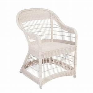 Coussin De Fauteuil De Jardin : fauteuil de table de jardin en r sine tress e biarritz sans coussin ~ Teatrodelosmanantiales.com Idées de Décoration