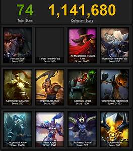 Selling LOL plat 4 account with rare beta skins & other