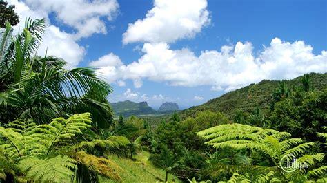 Mauritius Mauritius Natur Die Grand 252 Ne Bergwelt Von Mauritius