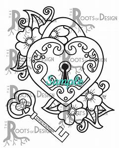 Key To My Heart Drawing at GetDrawings.com | Free for ...