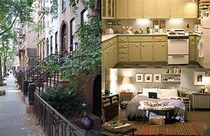 Carrie Bradshaw Wohnung : 5 new york city apartments we all know and love nyc pinterest h uschen ~ Markanthonyermac.com Haus und Dekorationen