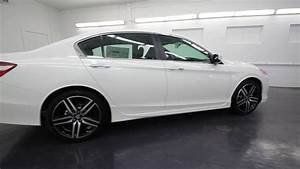 2017 Honda Accord Sport Special Edition | White Orchid ...