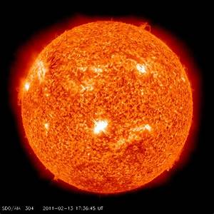 NEARCHUS: Huge solar flare towards Earth..[ 2104 ]